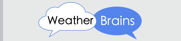 WeatherBrains